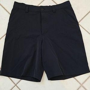 Mens Under Armour Black Shorts